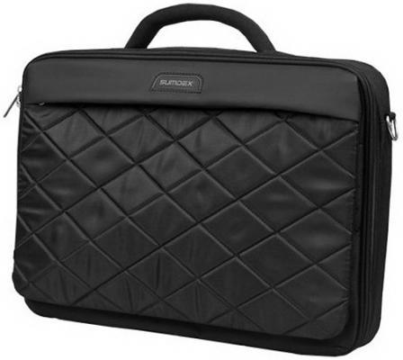 "Сумка для ноутбука Sumdex 15.6"" PON-321BK black"