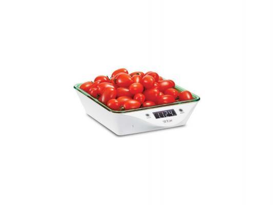 Весы кухонные Sinbo SKS 4520 зелёный белый