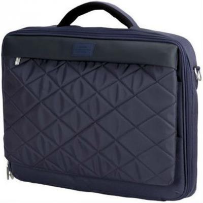 """Сумка для ноутбука Sumdex 15"""" PON-321NV navy blue"""