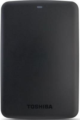 Внешний жесткий диск 2.5 USB3.0 500Gb Toshiba Canvio BasicS HDTB305EK3AA черный