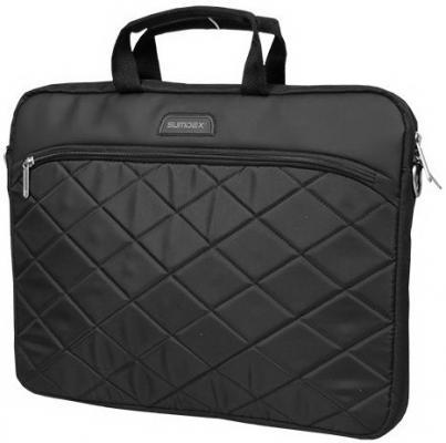 "Сумка для ноутбука Sumdex 15"" PON-328BK black"
