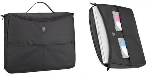 """Сумка для ноутбука 15"""" Sumdex PON-358BK чёрный"""