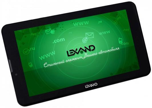 Планшет LEXAND SC7 PRO HD 8Gb 7 1024х600 MT8312 1Gb Wi-Fi 3G Bluetooth Android 4.2 навигатор lexand sa5 hd 5 поддержка 3g модема bt навител 9 стран