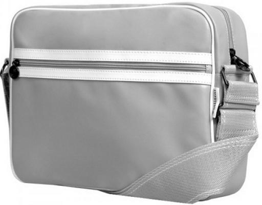 "Сумка для ноутбука 13,3"" Continent CC-063 Grey/White"