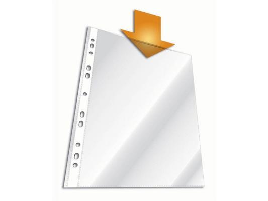 Папка-конверт Durable A4 48мкр с перфорацией 100шт 2672