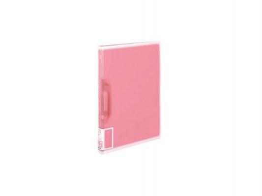Папка с зажимом Kokuyo WE-FU320R A4 красный