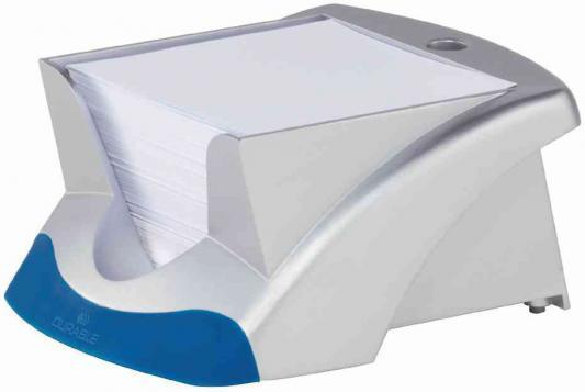 Подставка Durable для бумаг 9х9 500л серебристый 771423