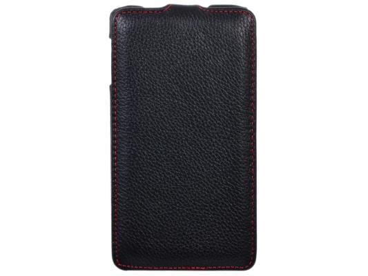 Чехол-книжка iRidium для Samsung Galaxy Note III SM-N900 натуральная кожа черный
