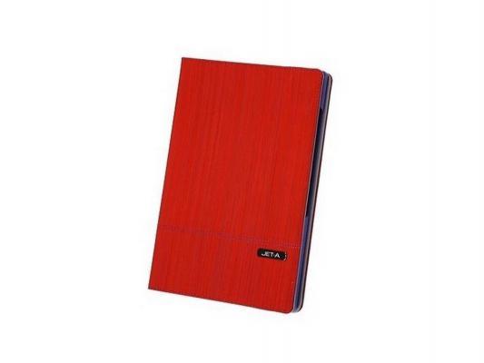 "Чехол Jet.A SC10-8 для Sony Xperia Z2 Tablet 10.1"" красный"