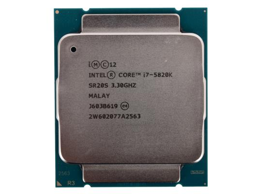 Процессор Intel Core i7-5820K 3.3GHz 15Mb Socket 2011-3 OEM катушка индуктивности jantzen air core wire coil 0 70 mm 0 35 mh 0 475 ohm 1354