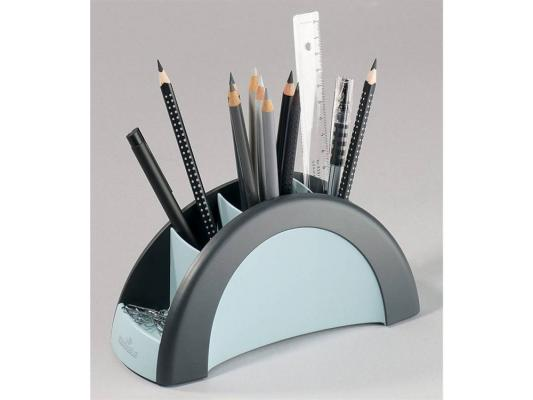 Подставка Durable для ручек и карандашей пластик черный 772001