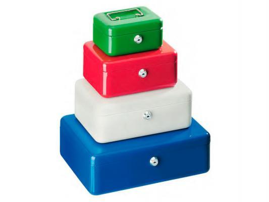 Ящик для купюр и печатей Alco 200х150х95см сталь серый 844-29 резинки упаковочные alco 2768 1 х образные 150х11мм 0 1кг ассорти