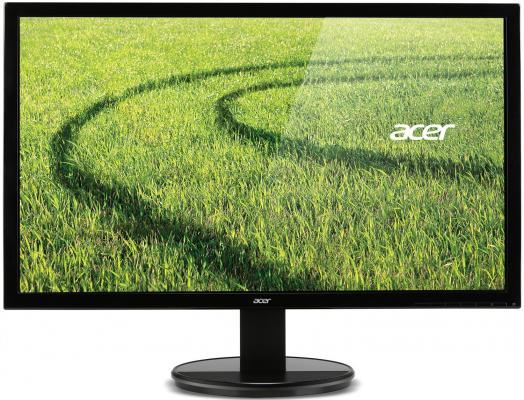 """Монитор 19"""" Acer K192HQLb монитор acer k192hqlb glossy black"""