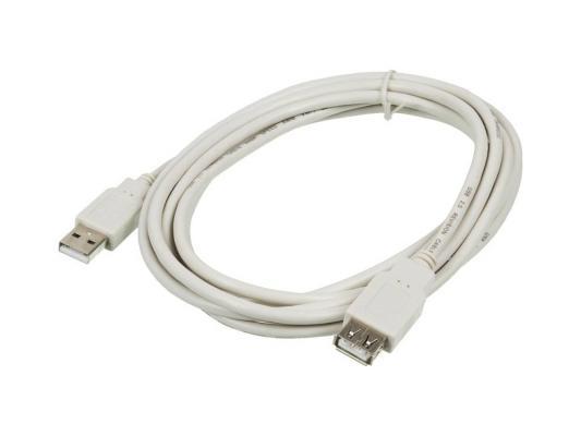 Кабель удлинительный USB 2.0 AM-AF 3.0м Ningbo