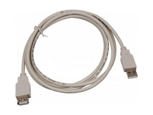 Кабель USB 2.0 AM-AF 1.8м Buro USB2.0-AM/AF