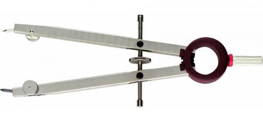 Циркуль Rotring Centro Geometry длина 160мм диаметр 230мм красный S0233300