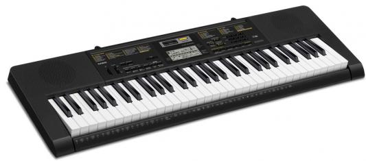 Синтезатор Casio CTK-2400 61 клавиша USB AUX черный