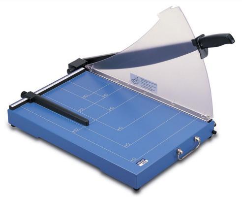 Резак сабельный KW-trio мощность 20 листов формат А3 металлическая база защитный экран 3025 резак роликовый kw trio мощность 12 листов формат а2 металлическая база 3020