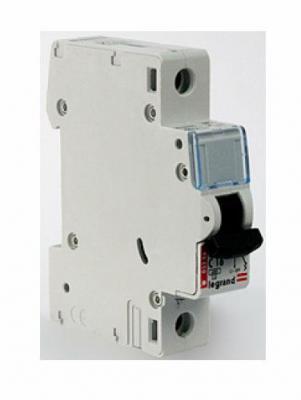 Автоматический выключатель Legrand DX-E 6000 6кА тип C 1П 230/400В 16A 407263