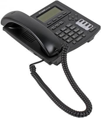 Телефон IP D-Link DPH-150S/F4A/F4B/F5A 2xLAN SIP