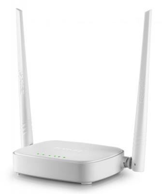 Беcпроводной маршрутизатор Tenda N301 802.11n 300Mbps 2.4ГГц