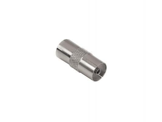 Адаптер антенный Hama Coax (f-f) 00122484