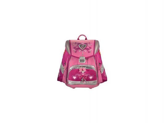Ранец Step by Step Pink Romance TOUCH с аксессуарами 5 предметов розовый H-102556