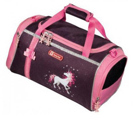 Сумка Step by Step Unicorn FLEXLINE 13 л розовый баклажановый H-119894 от 123.ru