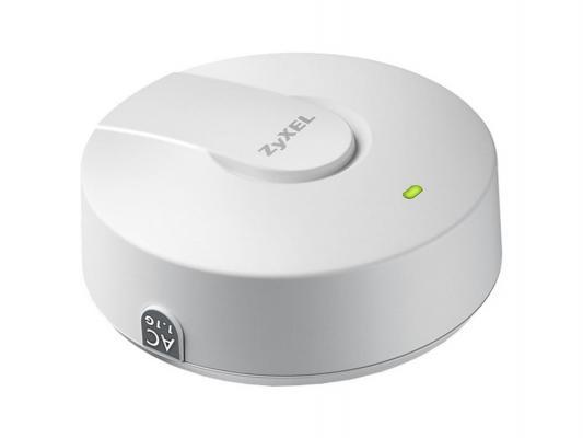 Точка доступа ZyXEL NWA1123-AC 802.11ac 1166Mbps 2.4ГГц и 5ГГц 1xGbWAN PoE цены