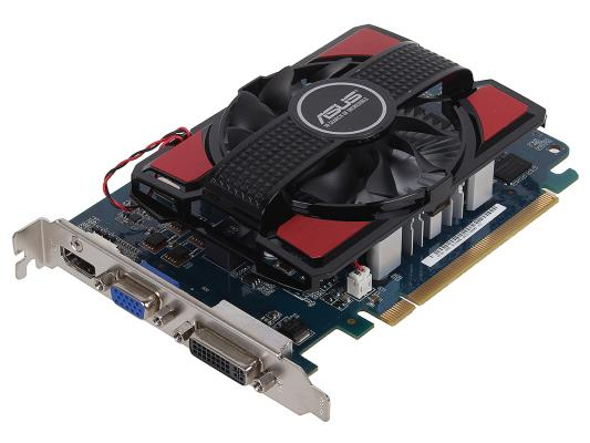 Видеокарта 4096Mb ASUS GeForce GT730 PCI-E 128bit GDDR3 DVI HDMI HDCP GT730-4GD3 Retail