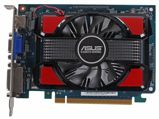 Видеокарта 4096Mb ASUS GeForce GT730 PCI-E 128bit GDDR3 DVI HDMI HDCP GT730-4GD3 Retail 2048mb inno3d geforce gt740 lp c cuda pci e 128bit gddr3 dvi hdmi hdcp n740 3sdv e3cx retail
