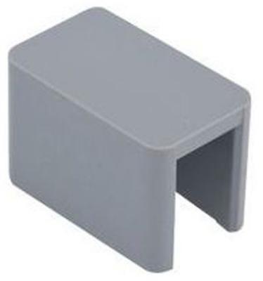 Концевая заглушка Legrand для универсальных однополюсных гребенчатых шин 404989