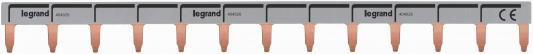 Гребёнчатая шина Legrand HX оптимизированная до 63А 1П 13 модулей расстояние 1 модуль 404926