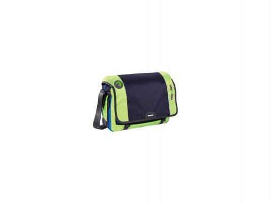 Сумка Coocazoo HangDang Peacoat с отделением для ноутбука 19 л синий зеленый 00119611 от 123.ru