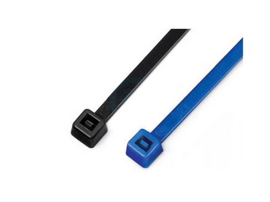 Пакет со стяжками Hyperline GT-200IBC 200x3.6мм 100шт черный