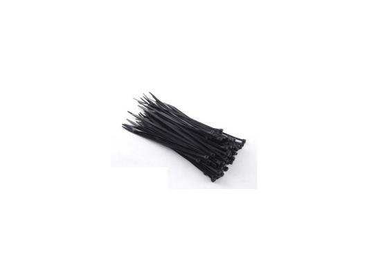 Пакет со стяжками Hyperline GT-300IBC 300x3.6мм 100шт черный