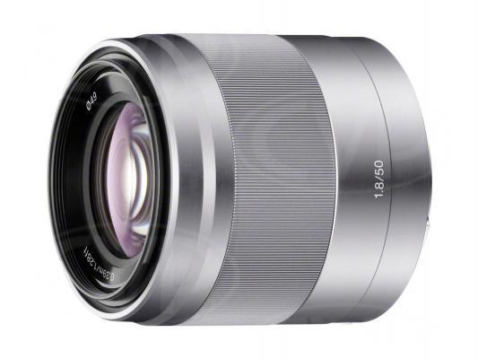 цена Объектив Sony Alpha SEL-50 50mm F1.8 для зеркальной системы Alpha E-Mount