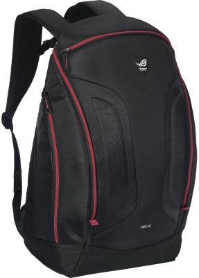 """все цены на Рюкзак для ноутбука 17"""" ASUS Rog Shuttle 2 нейлон полиэстер черный 90-XB2I00BP00020"""