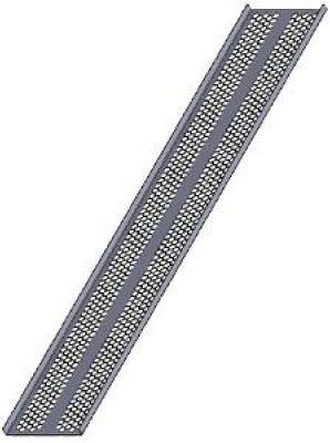Кабельный желоб вертикальный Estap E44KNL36 36U