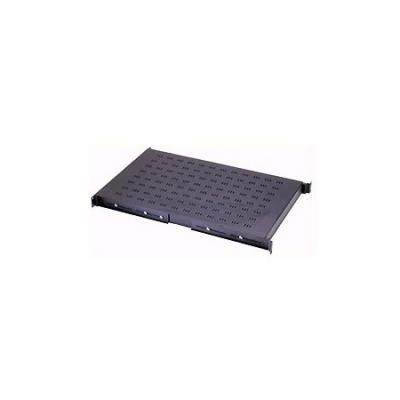лучшая цена Полка стационарная Estap M55SR720B до 100кг 720мм для шкафов ServerMax RAL9005 черный