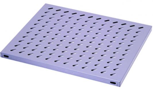 Полка стационарная Estap M44SBR100G до 50кг 1000мм перфорированная серый