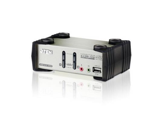 Переключатель KVM ATEN CS1732B цена и фото