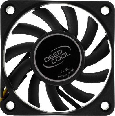 Вентилятор Deepcool XFAN 60 60x60x12 Molex 24dB 3000rpm 60g вентилятор deepcool xfan 70 70мм bulk