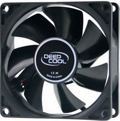 Вентилятор Deepcool XFAN 80 V2 80x80x25 Molex 20dB 1800rpm 80g