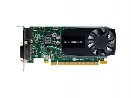 Видеокарта 2048Mb PNY Quadro K620 PCI-E DVI DP Low Profile VCQK620АТХ-Т OEM