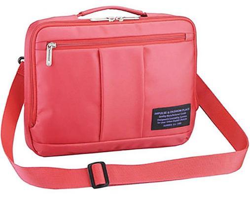 """Сумка для ноутбука 10"""" Sumdex PON-496SC красный"""