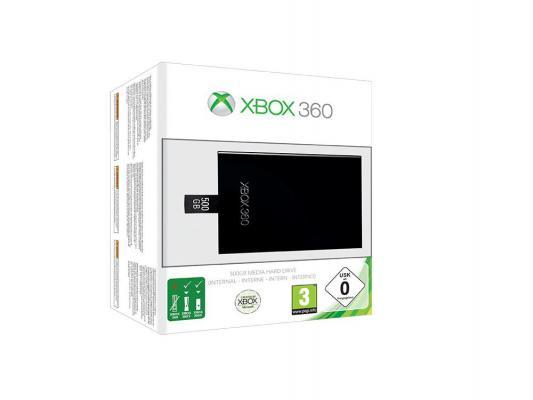 Жесткий диск Microsoft 500Gb для Xbox 360/360S/360E 6FM-00003
