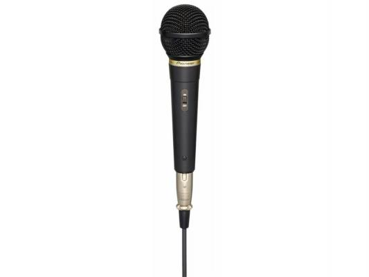 Микрофон Pioneer DM-DV20 3.5мм черный pioneer dm 40 dj