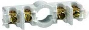 Клеммная колодка Legrand программа Plexo 4 клеммы 4мм2 для распределительных коробок DLPlus 31210 монтажная коробка legrand plexo 1 пост белый 69689