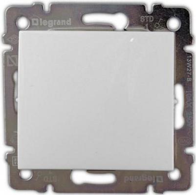 Заглушка Legrand Valena 774446 белый  заглушка legrand 13 модулей белый 01662